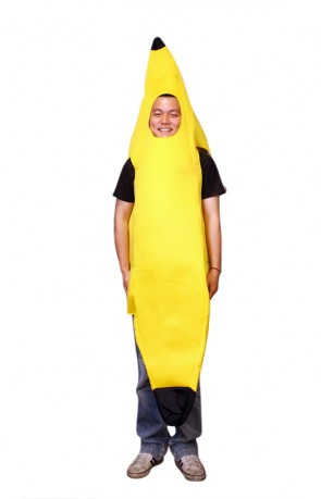 Banana Inflatable Costume