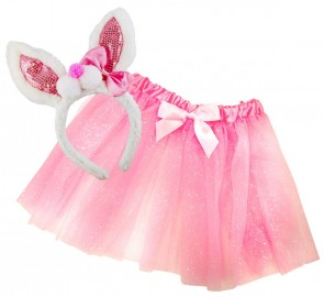 Easter Dress-Up Set - Pink