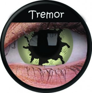 Crazy Lens Contacts - Tremor