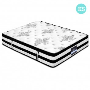 King Single Euro Top Mattress - 34cm thick