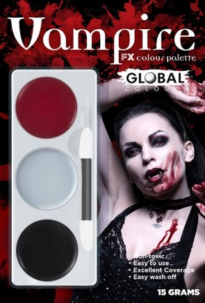 Global FX Colour Palette - Vampire