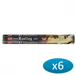 HEM Divine Healing Incense Sticks 20g (Box of 6)
