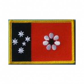 Northen Territory (NT) Flag Embroidered Patch