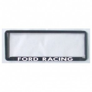 Novelty Number Plate Frame - Ford Racing
