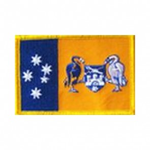 Australian Capital Territory (ACT) Flag Embroidered Patch